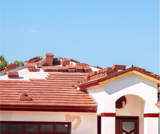 Restoring Roof