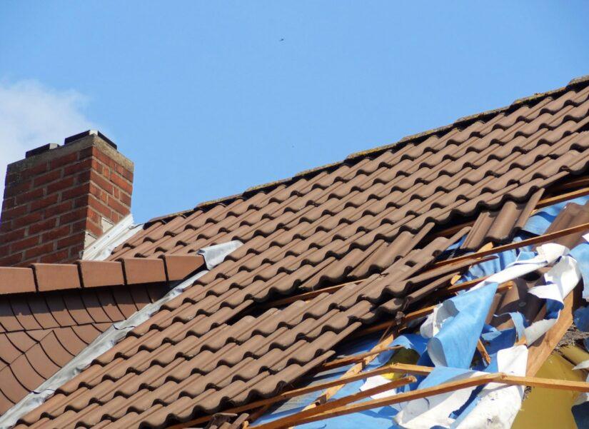 Handling Storm Roof Damage